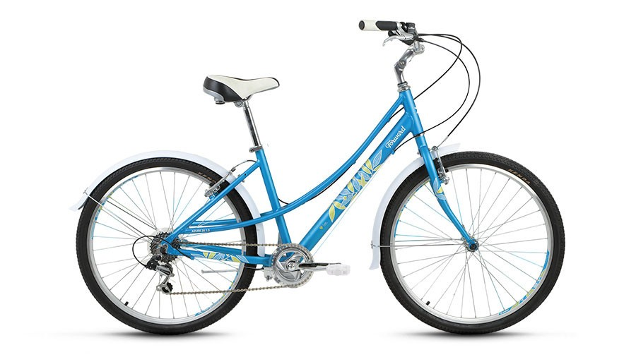 Женский велосипед Forward Azure 26 1.0 (2017)