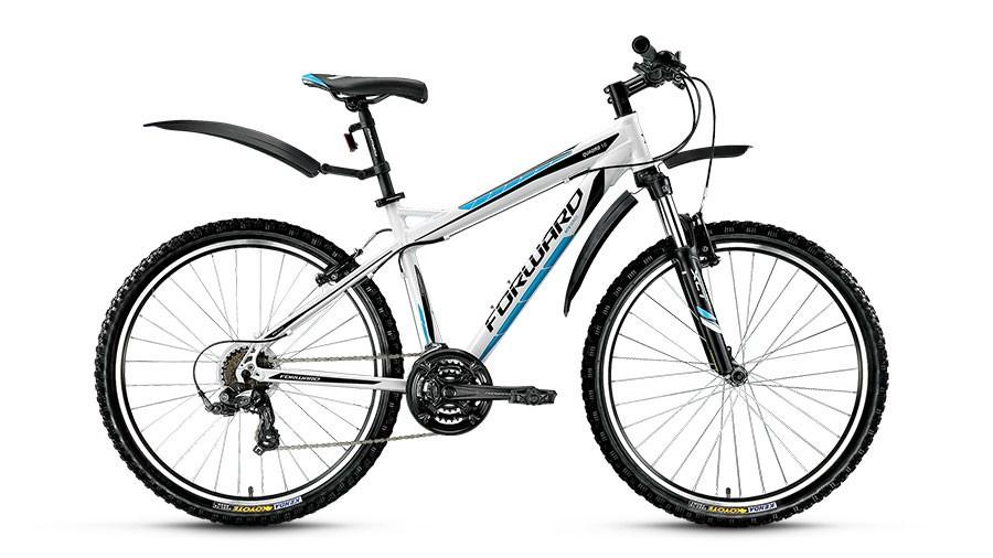 Горный велосипед Forward Quadro 1.0 (2016)