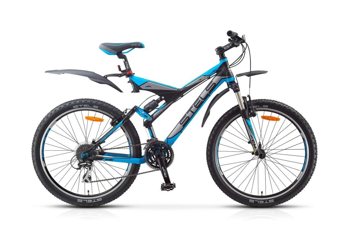 Двухподвесный велосипед Stels Navigator V 26 (2015)