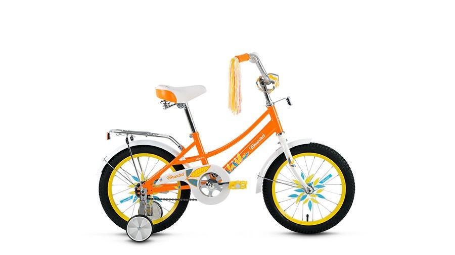 Детский велосипед Forward Azure 16 (2017)
