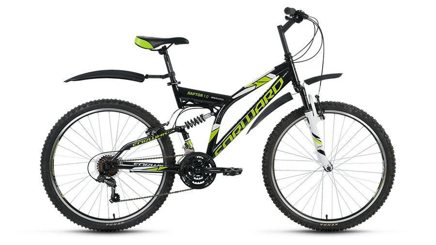 Двухподвесный велосипед Forward Raptor 1.0 (2017)