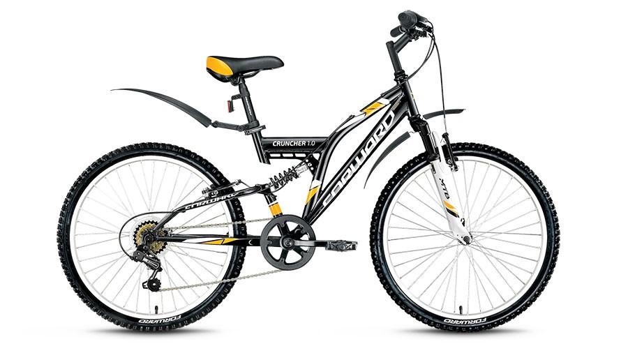Подростковый велосипед Forward Cruncher 1.0 (2017)