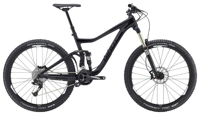 Велосипед Giant Trance Advanced 27.5 2 (2016)