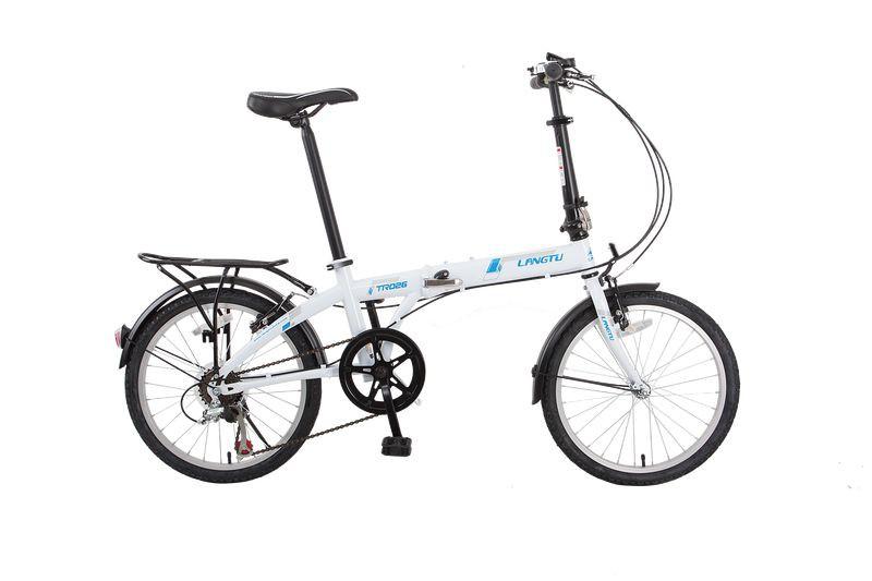 Велосипед LANGTU TR 026 (2017)