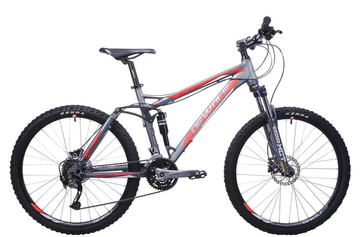 Велосипед Dewolf Covax 1 (2016)