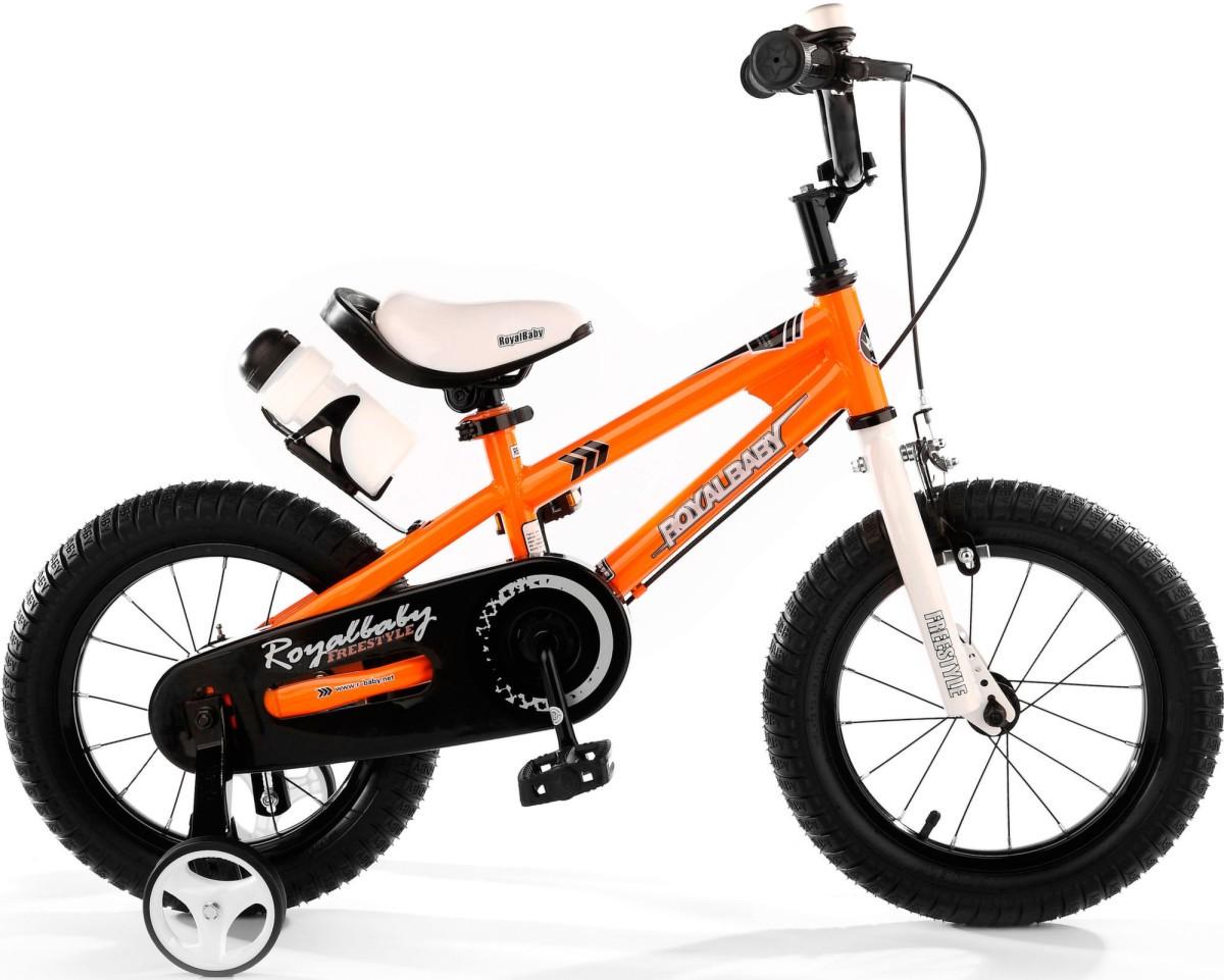 Велосипед Royal Baby Freestyle Steel 16 (2018)