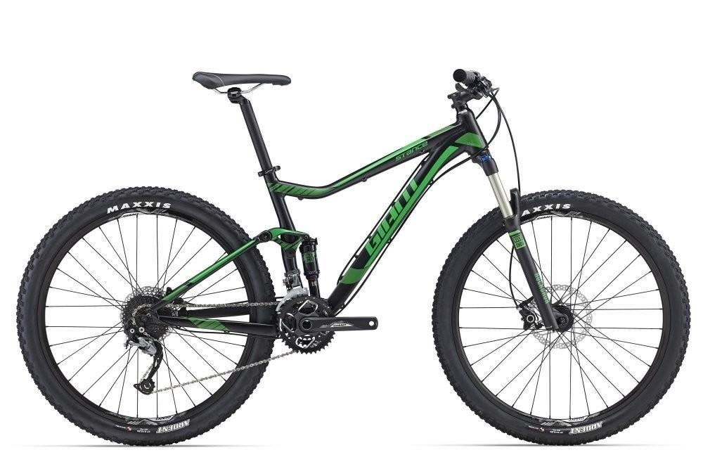 Велосипед Giant Stance 27.5 2 (2016)