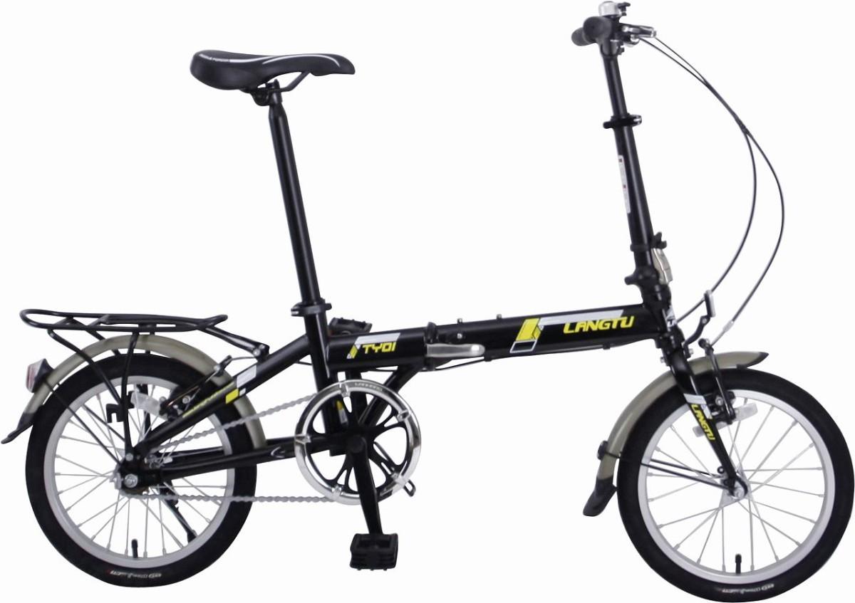 Велосипед Langtu TY 01 (2017)