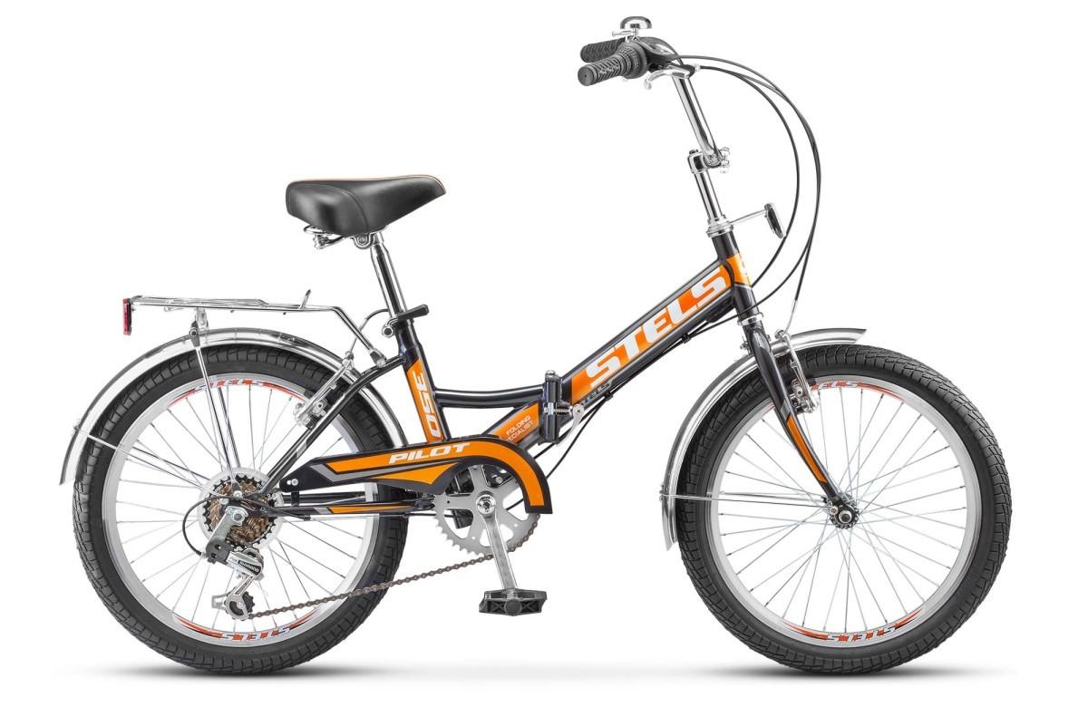 Складной велосипед Stels Pilot 350 Z011 (2018)