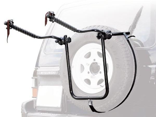Автобагажник на заднюю дверь Peruzzo Bike Carrier, черный