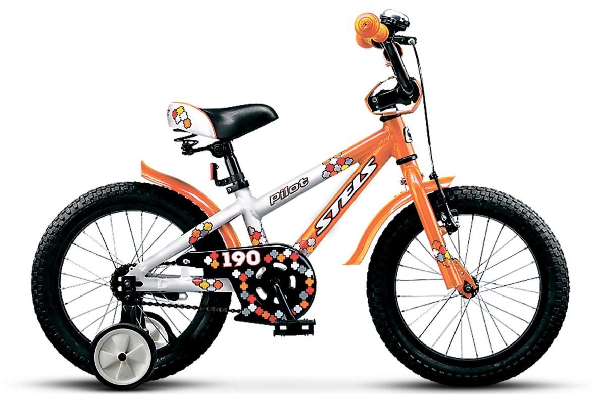 Велосипед Stels Pilot 190 16 V020 (2018)