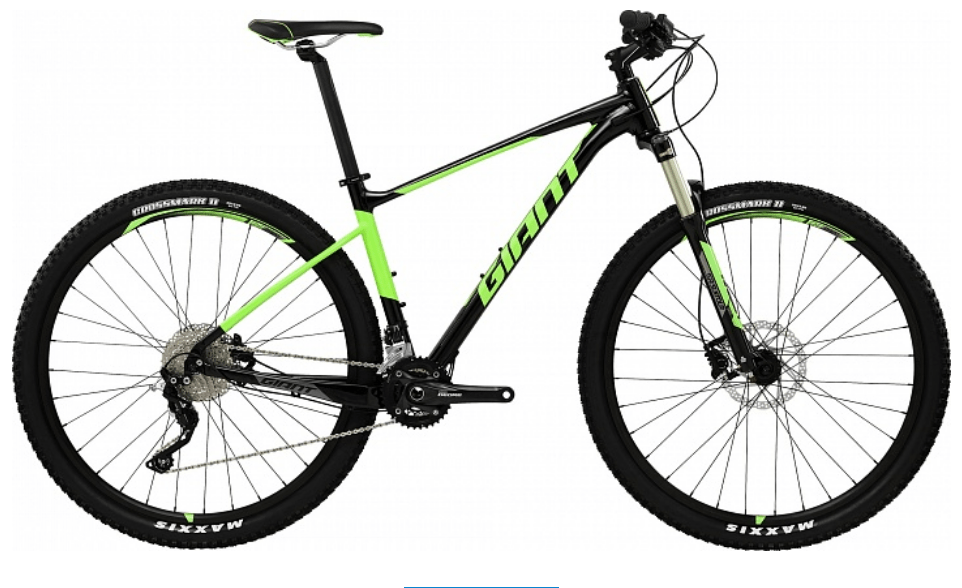 Велосипед Giant Fathom 29er 2 LTD (2017)
