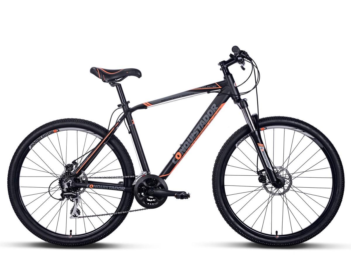 Велосипед Conquistador Bruce 27.5 (2016)