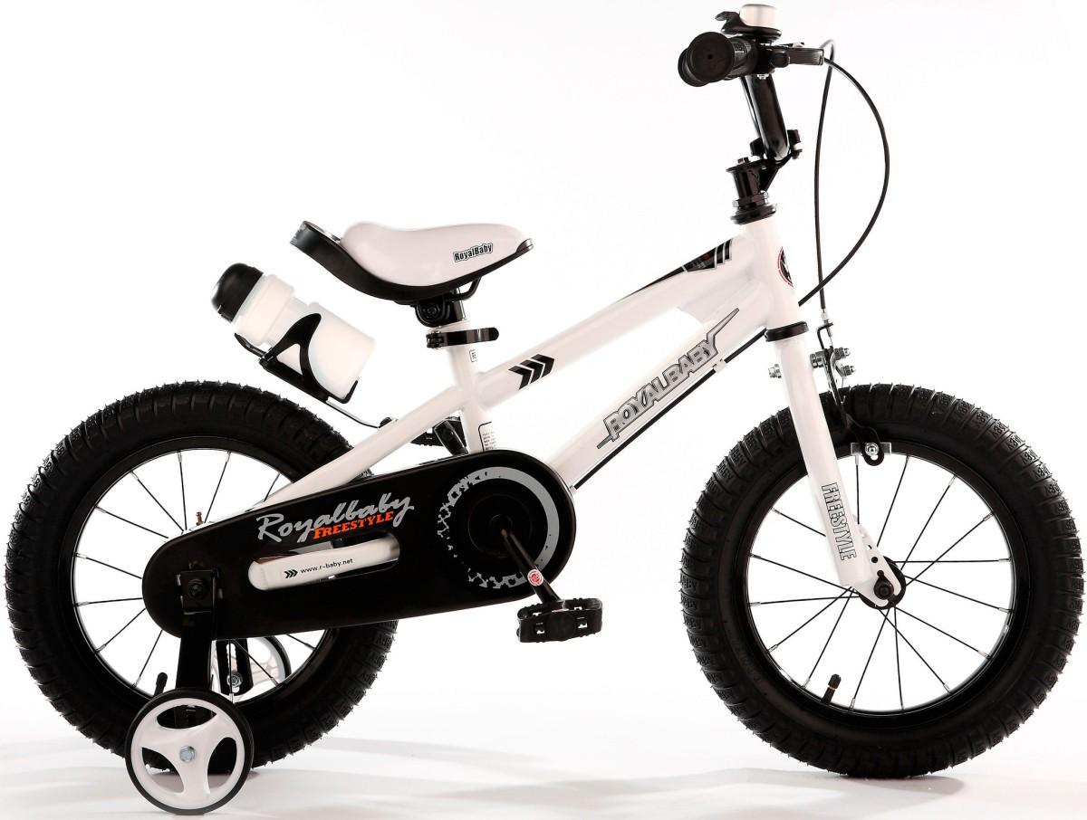 Велосипед Royal Baby Freestyle Steel 12 (2018)