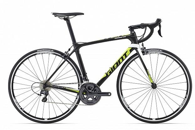 Велосипед Giant TCR Advanced 1 (2016)
