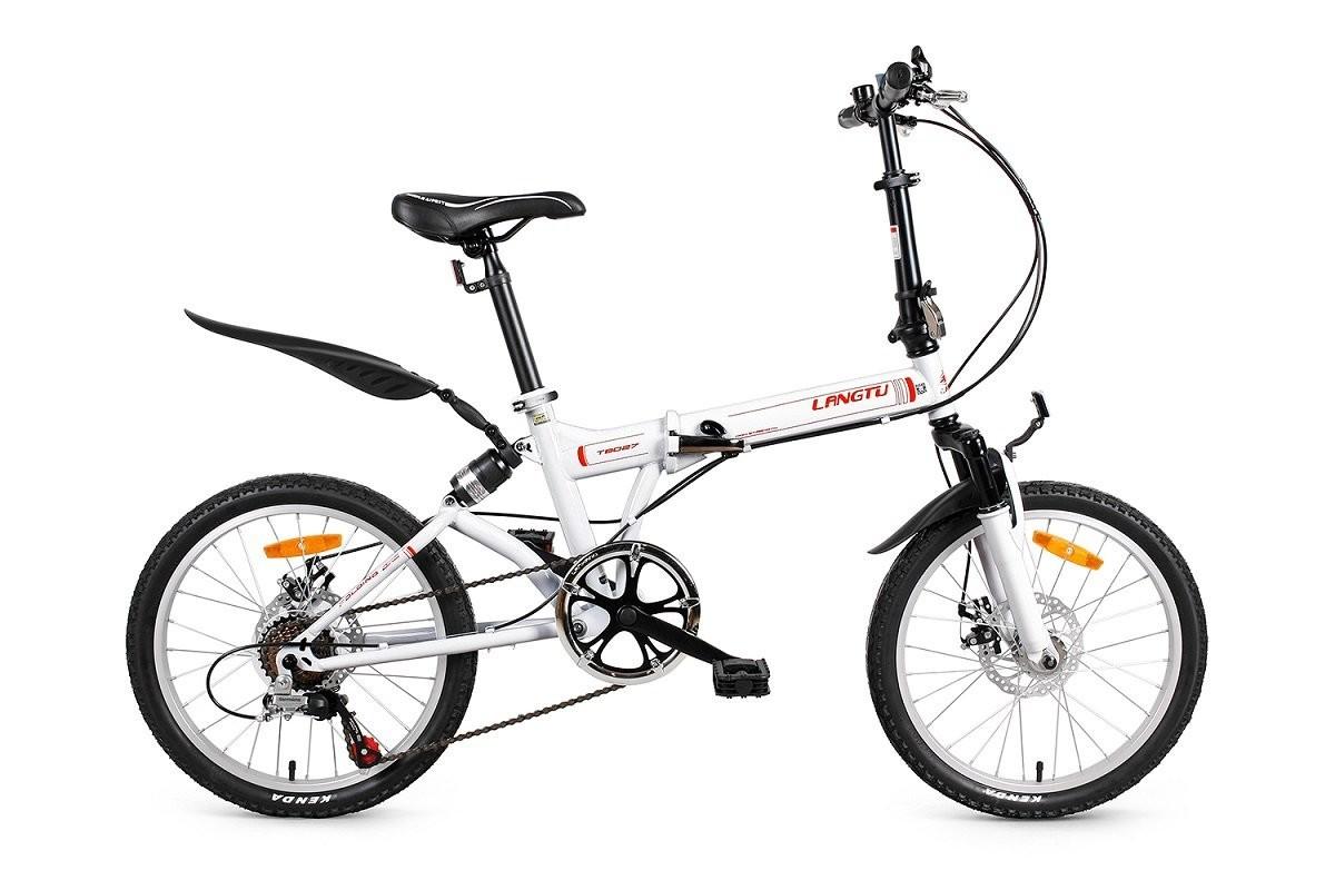 Велосипед Langtu TВ 027 NEW (2017)