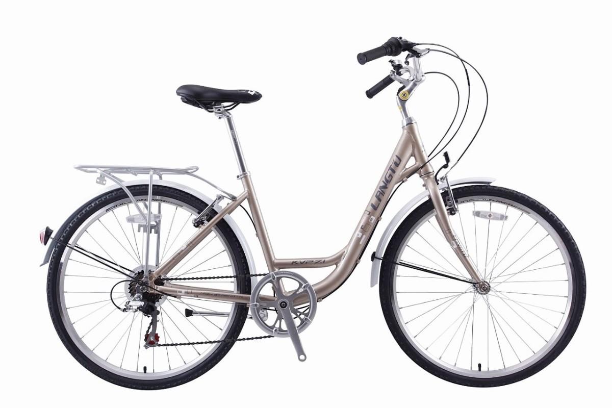 Велосипед LANGTU KVP 7.1 (2017)