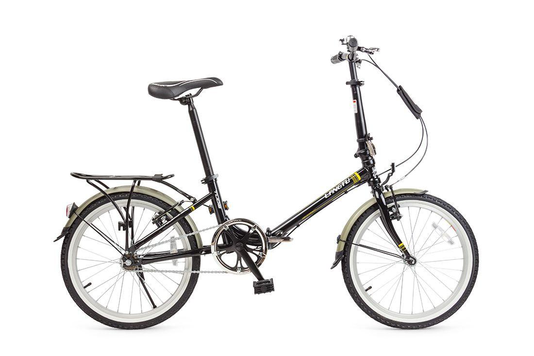 Велосипед LANGTU TU 02 (2017)