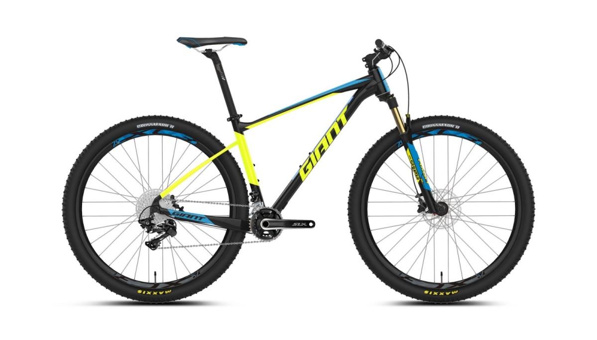 Велосипед Giant Fathom 29er 1 LTD (2017)