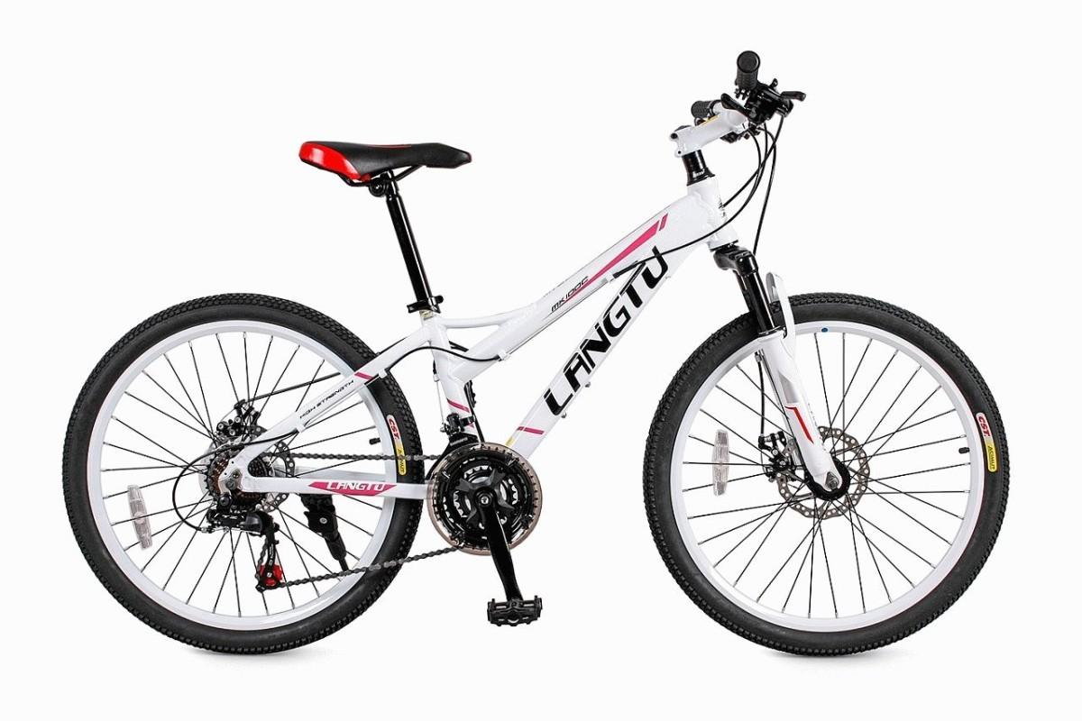 Велосипед LANGTU MK 100 (2017)