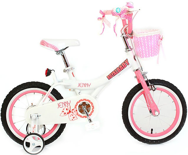 Велосипед Royal Baby Princess Jenny Girl Steel 16 (2017)