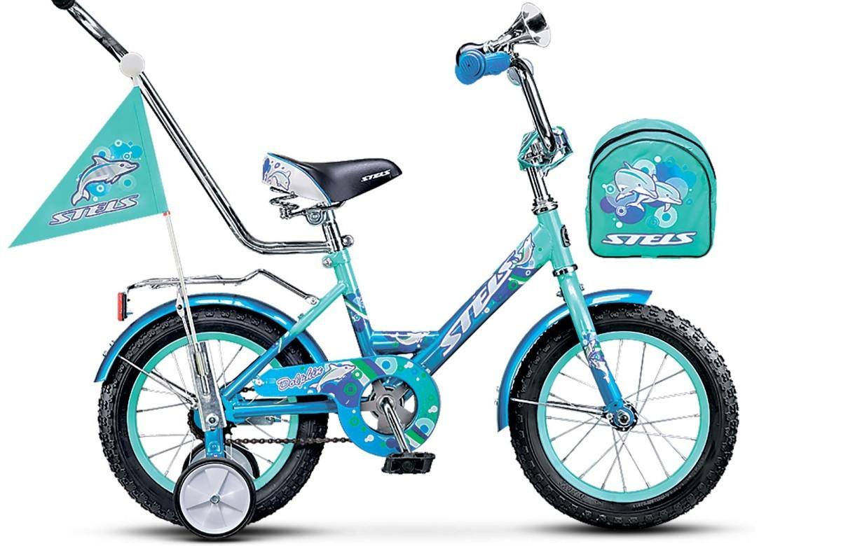 Велосипед Stels Dolphin 14 (2016)