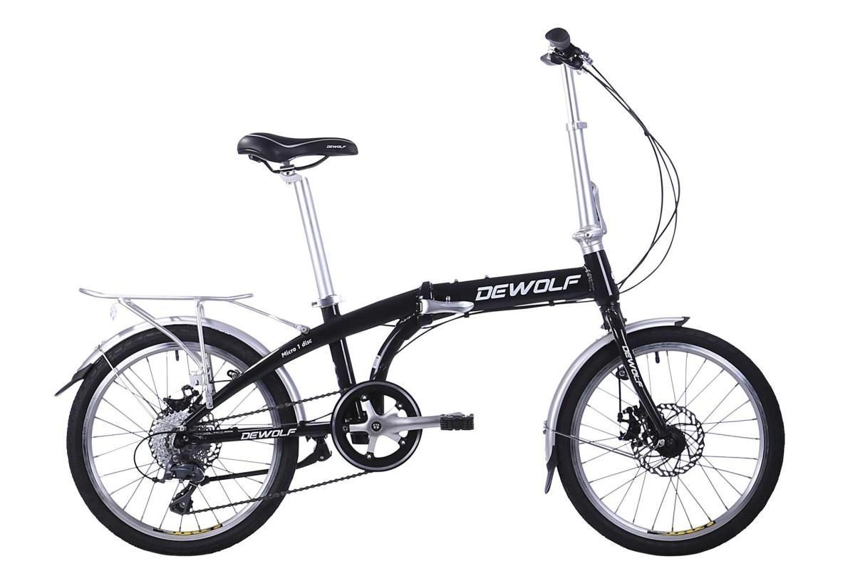 Велосипед Dewolf Micro 1 (2016)