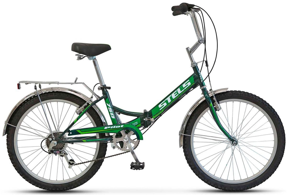Складной велосипед Stels Pilot 750 Z010 (2018)