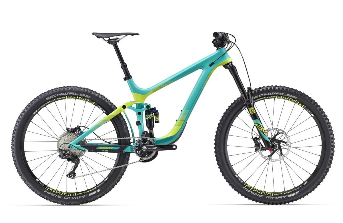 Велосипед Giant Reign Advanced 27.5 1 (2016)
