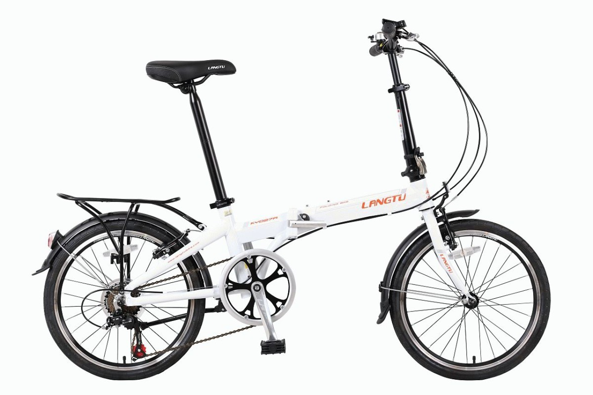 Велосипед LANGTU KY 027A (2017)