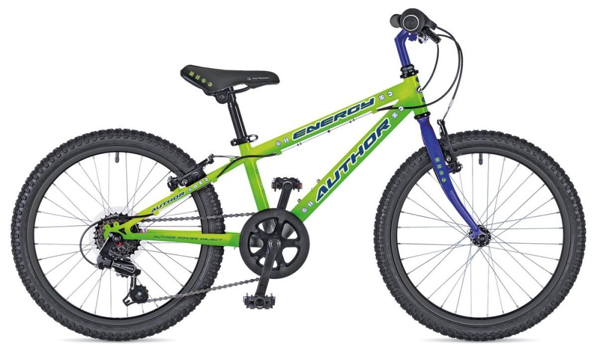 Велосипед Author Energy 10 (2017)