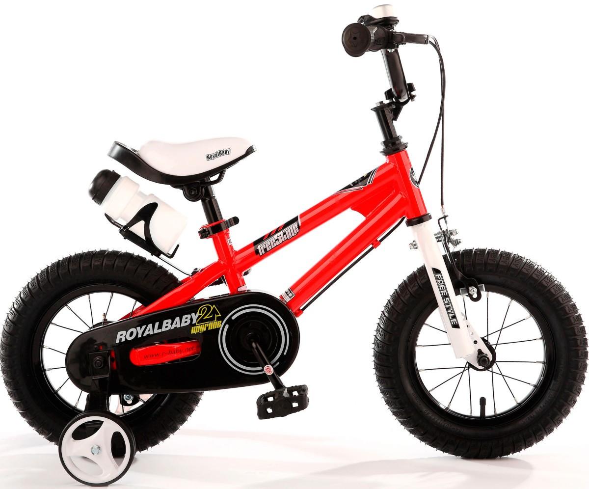 Велосипед Royal Baby Freestyle Steel 14 (2018)