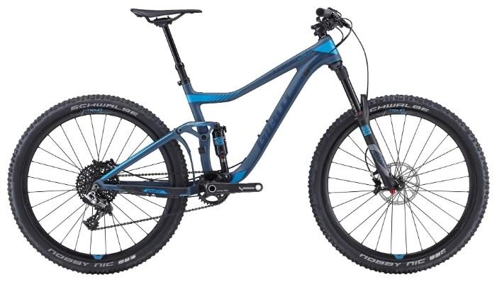 Велосипед Giant Trance Advanced 27.5 0 (2016)