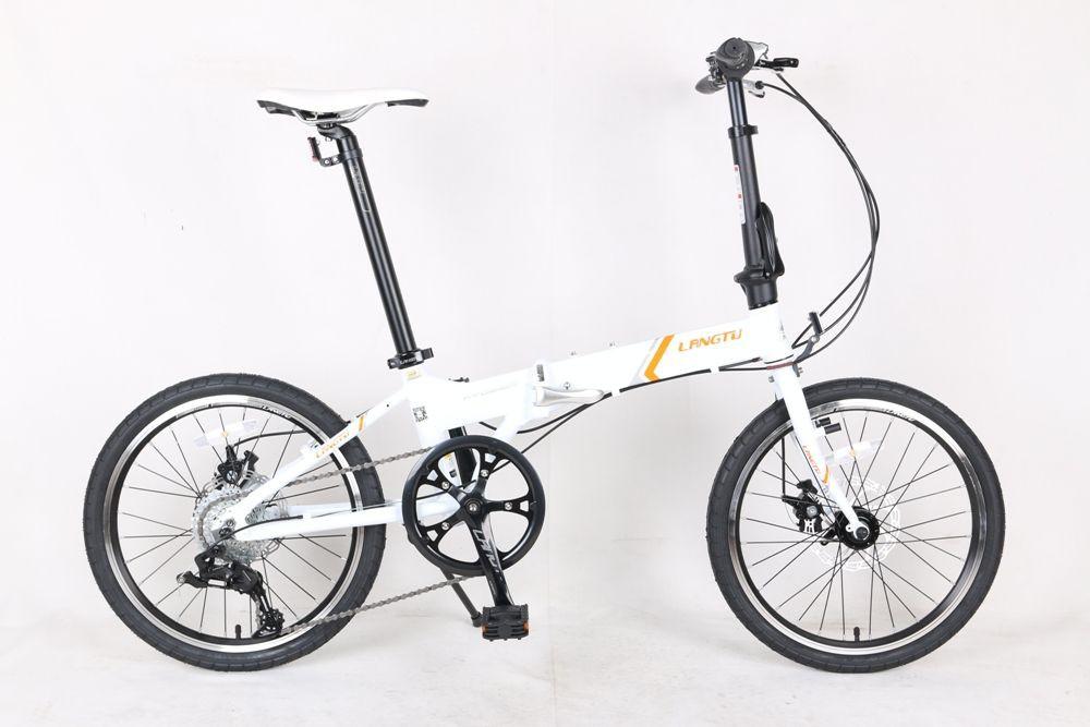 Велосипед LANGTU KY 028А (2017)
