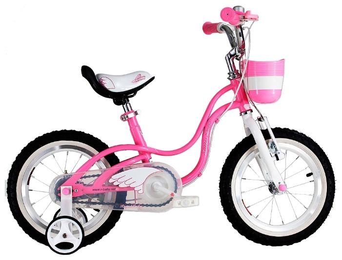 Велосипед Royal Baby Little Swan Steel 12 (2017)