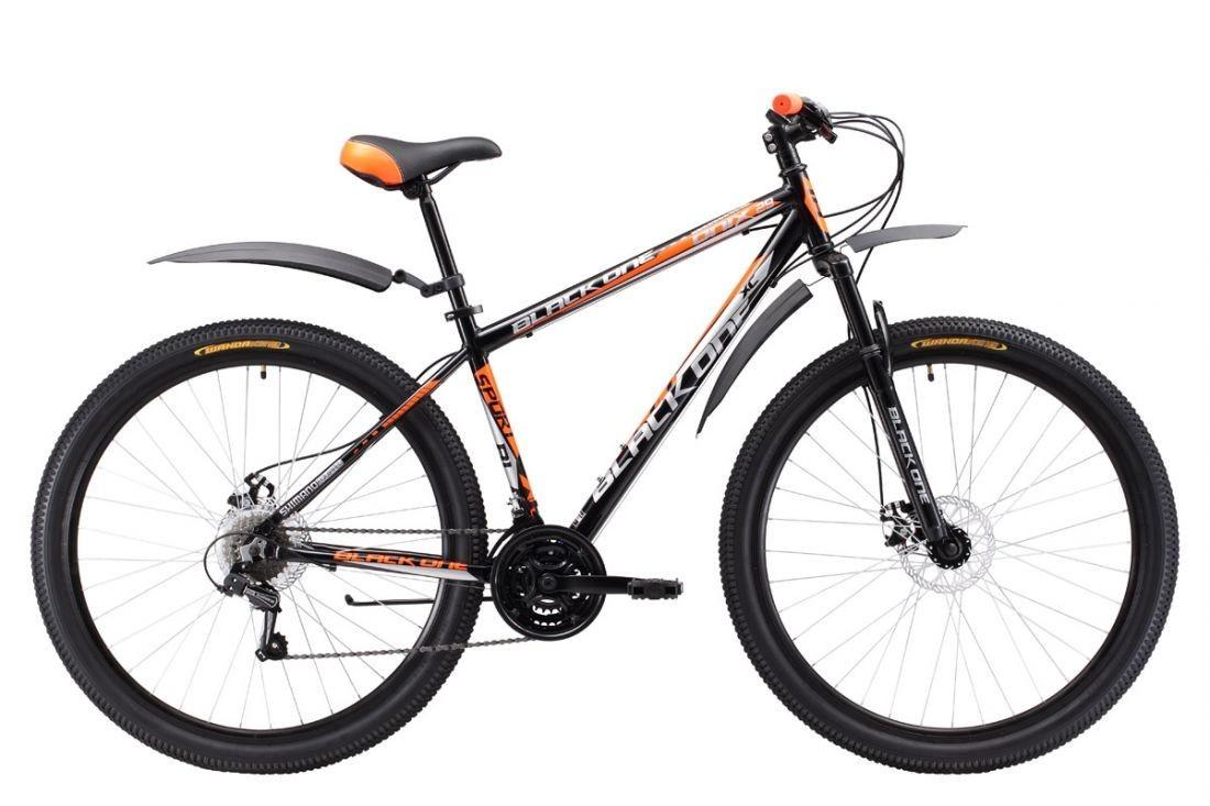 Велосипед Black One Onix 29 D Alloy (2017)