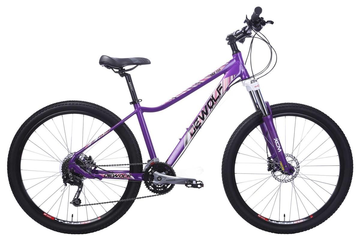 Велосипед Dewolf TRX 350 (2016)