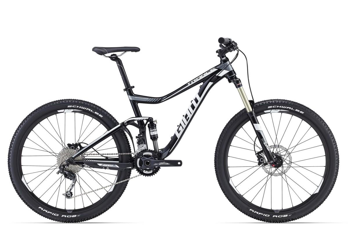 Велосипед Giant Trance 27.5 4 (2016)