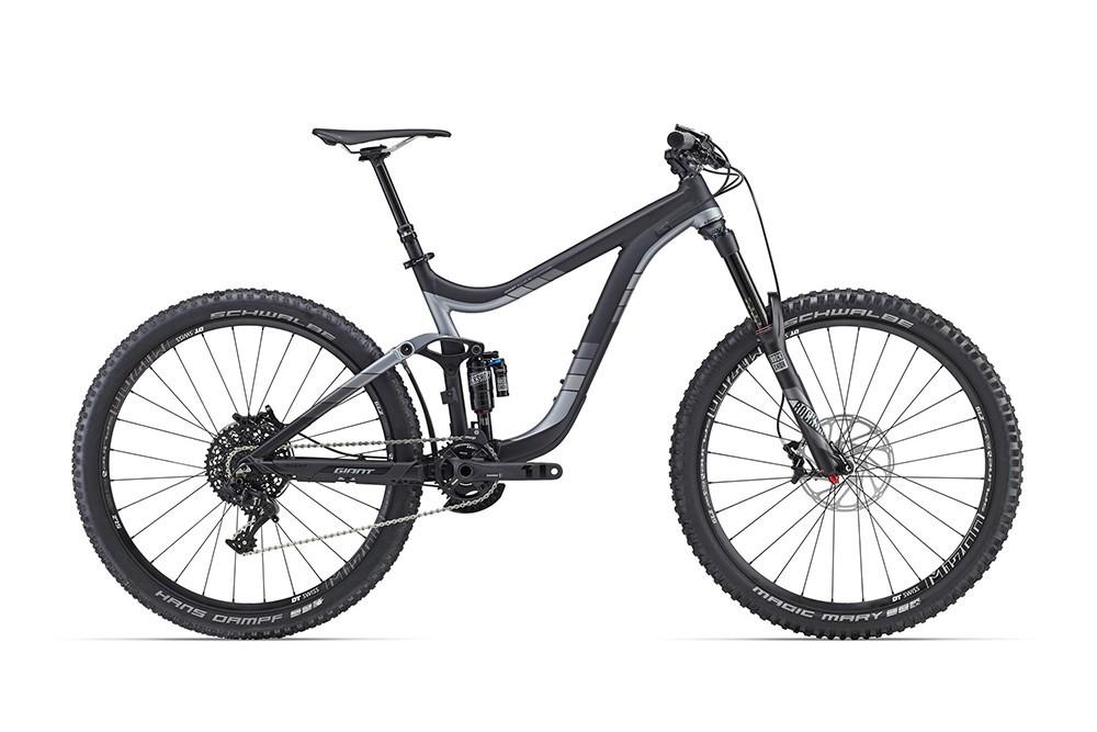 Велосипед Giant Reign 27.5 1 (2016)
