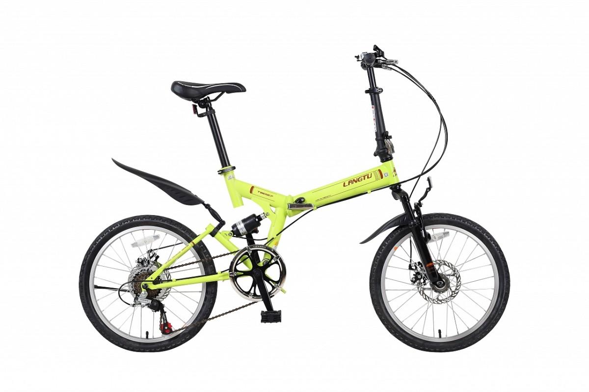 Велосипед LANGTU TВ027 (2017)