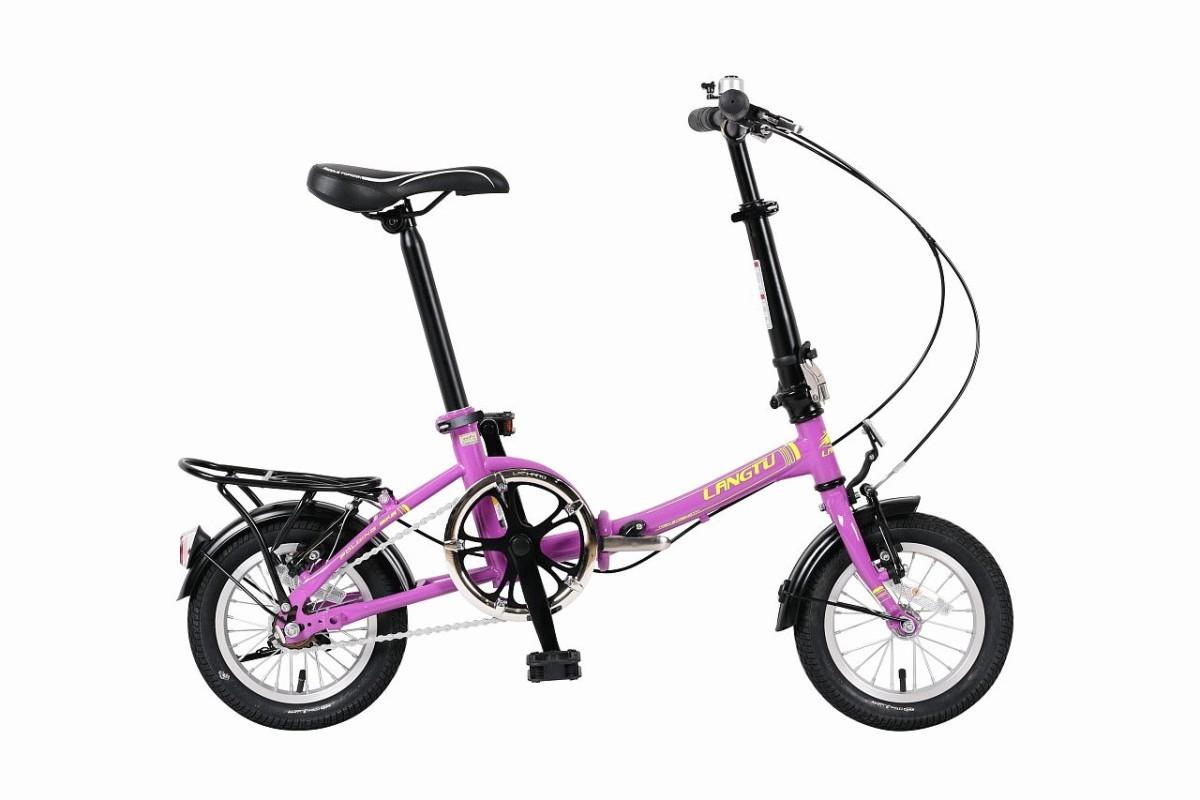 Велосипед LANGTU TU12 (2017)