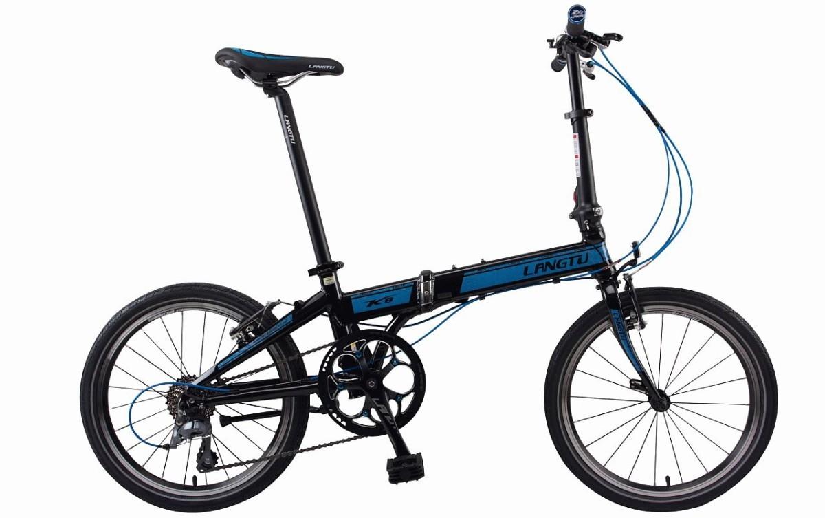 Велосипед LANGTU K 8 (2017)