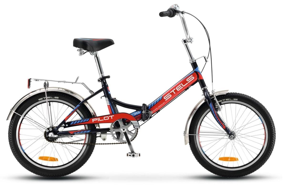 Складной велосипед Stels Pilot 430 20 V010 (2018)