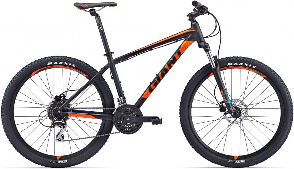 Велосипед Giant Talon 27,5 3 (2017)