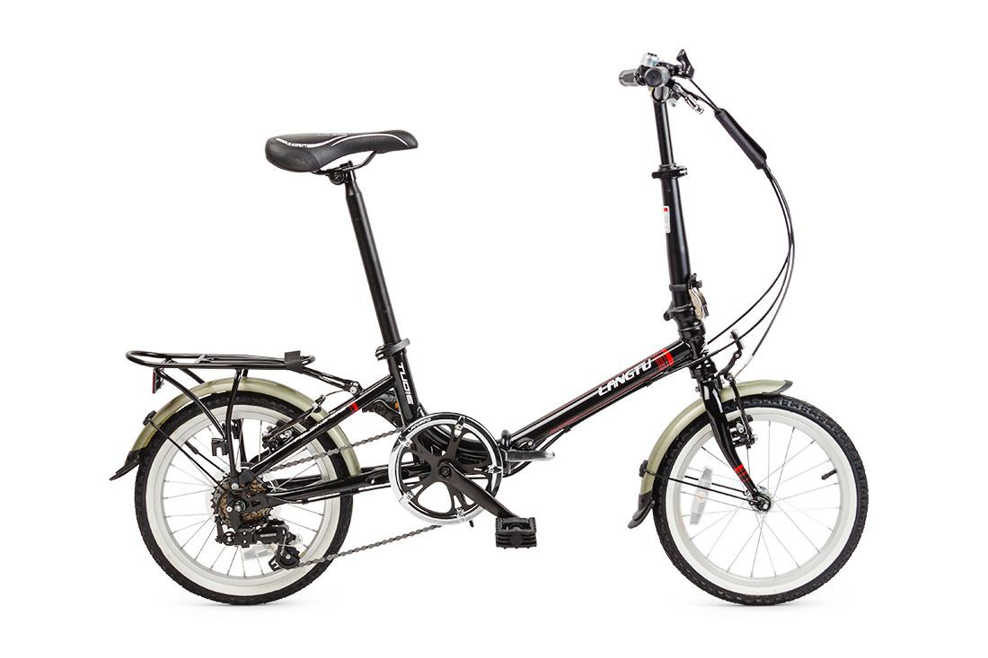 Велосипед LANGTU TU 016 (2017)
