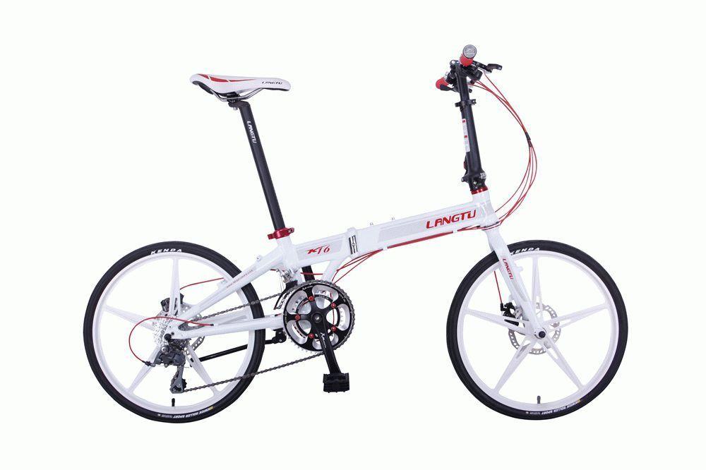 Велосипед LANGTU K16 (2017)
