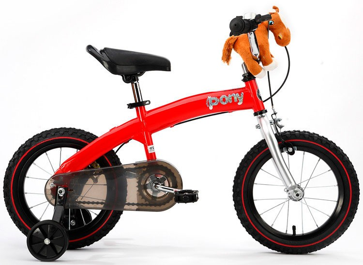 Беговел-велосипед Royal Baby Pony 14 (2018)