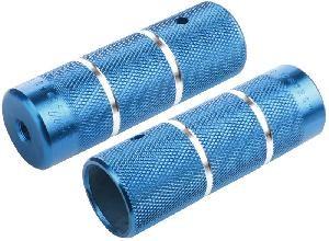 "Пеги PD-AL-05-3SK HL 110мм х 38мм х 3/8"" алюминиевые синие"