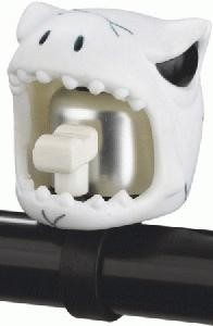 Звонок Crazy Safety Chinese Wild Skull, white