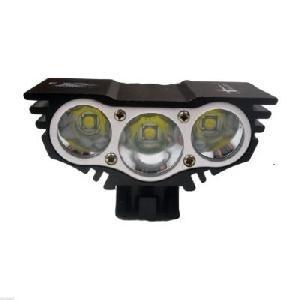 Фара велосипедная T6-3 Core LH002, 3 режима свечения